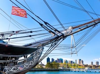 USS Constitution Charlestown